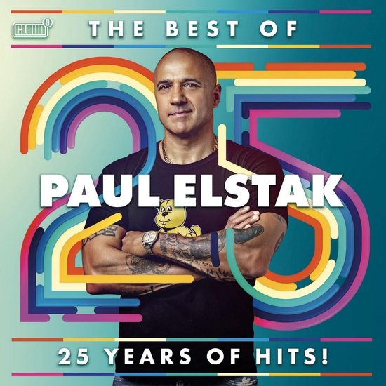 The Best Of Paul Elstak - 25 Years
