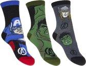 Marvel Avengers sokken 3 paar ( maat 27-30 )