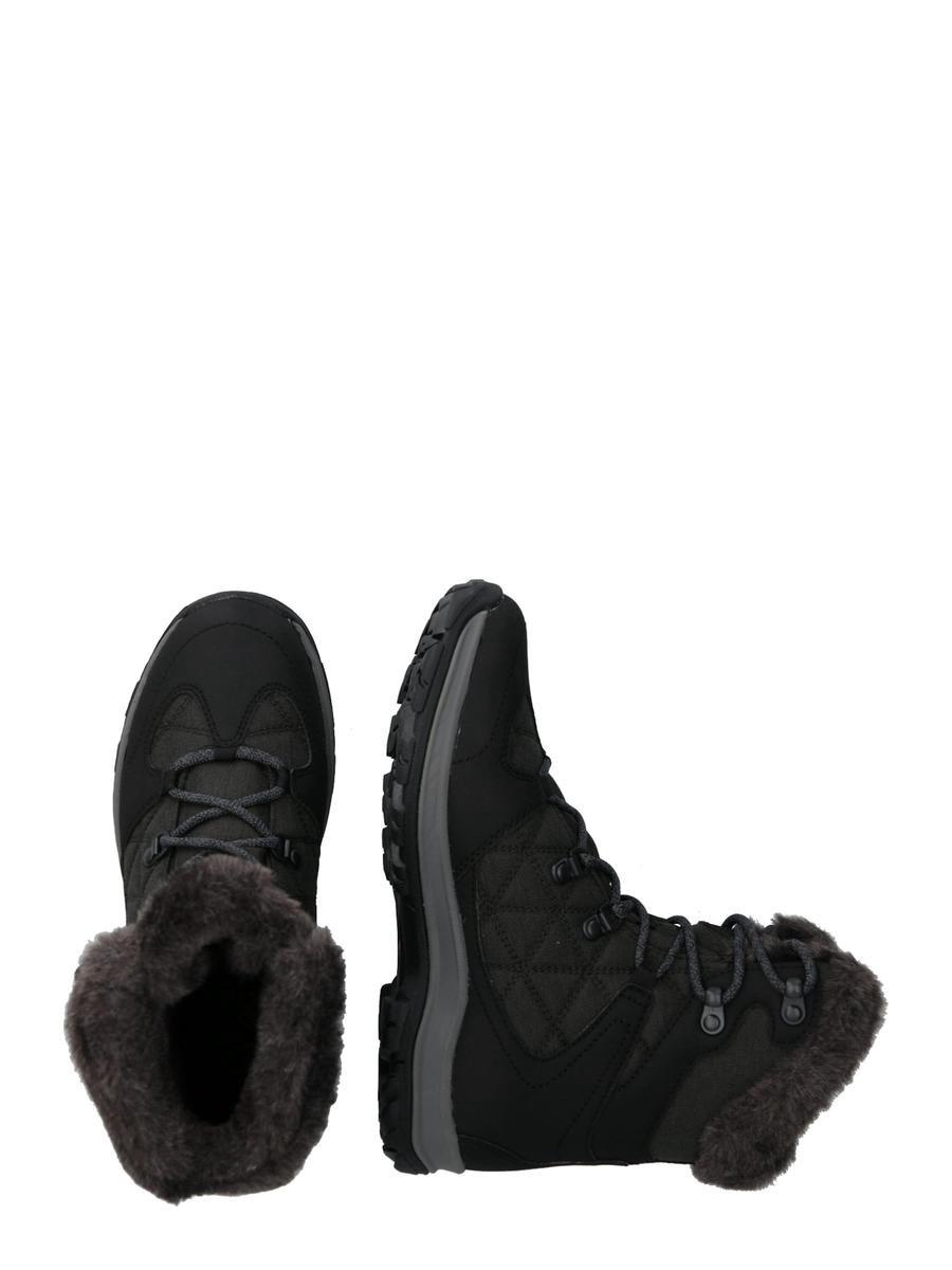 Jack Wolfskin Thunder Bay Snowboots - Maat 42 - Vrouwen - zwart/grijs Laarzen