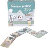 Little Dutch Domino Puzzel - Vanaf 3 Jaar