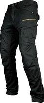 John Doe Cargo Stroker Black XTM Motorcycle Jeans 36/36