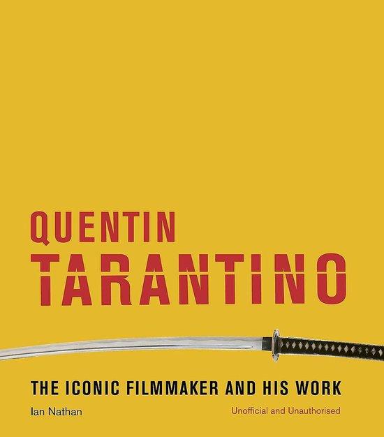 Boek cover Quentin Tarantino van Ian Nathan (Hardcover)