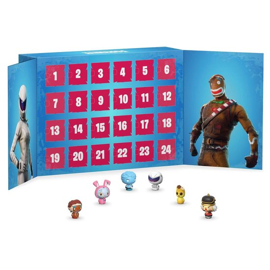 FUNKO Fortnite Pint Size Heroes Adventkalender - 10 x 58 x 17 cm