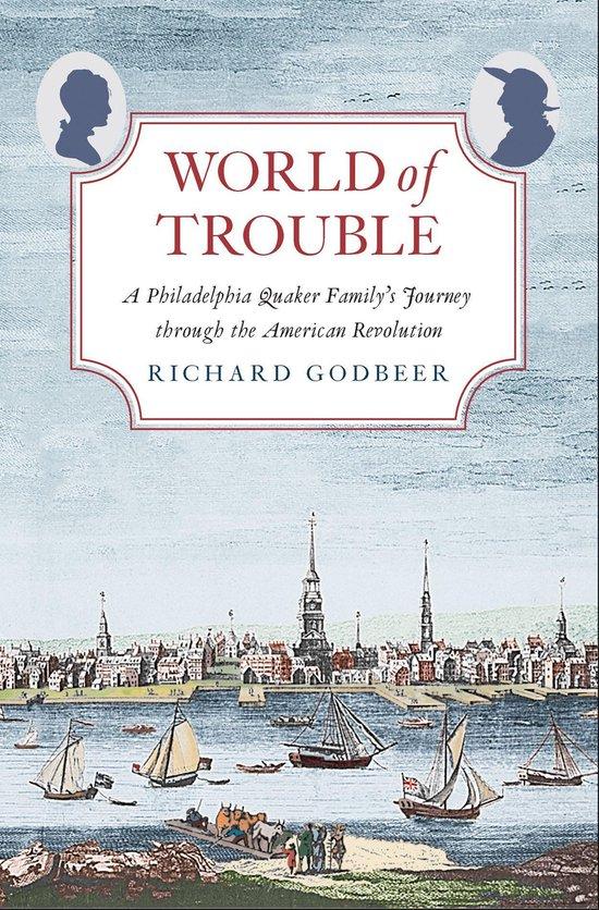 Boek cover World of Trouble van Richard Godbeer (Onbekend)