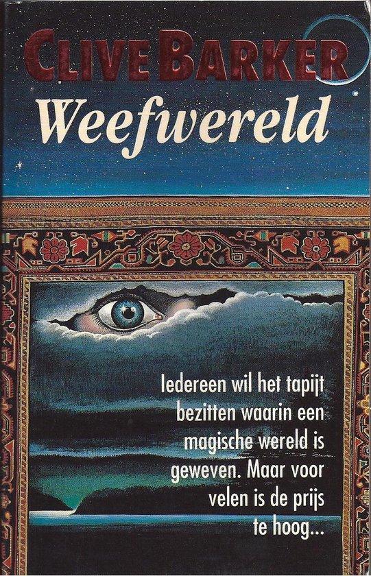 Weefwereld - Clive Barker  