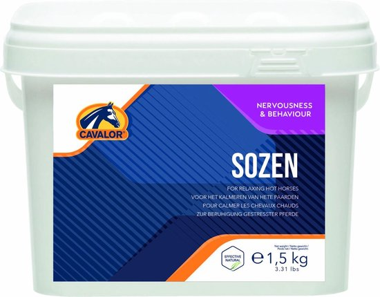 Cavalor SoZen - 1.5 kg - Cavalor