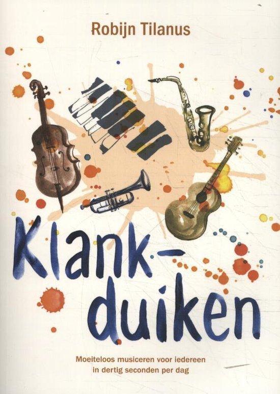 Klankduiken - Robijn Tilanus | Fthsonline.com