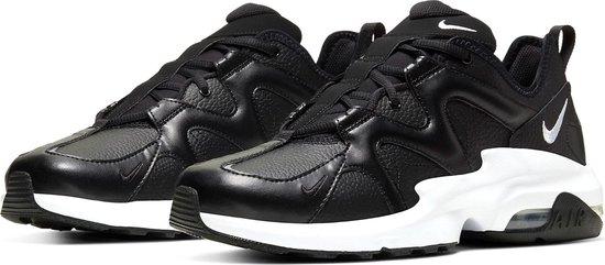 Nike Air Max Graviton Lea Heren Sneakers - Black/White - Maat 44,5