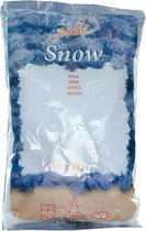Kunstsneeuw/ nepsneeuw 4 liter - sneeuw versieringen - winter landschap