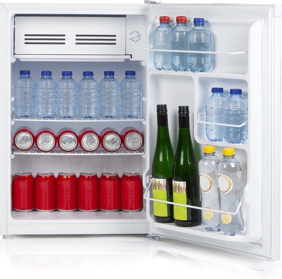 Mini koelkast: Primo PR100FR Tafelmodel koelkast - 75L - A+/F - Wit, van het merk PRIMO