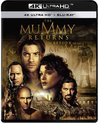 The Mummy Returns (2001) (4K Ultra HD Blu-ray)
