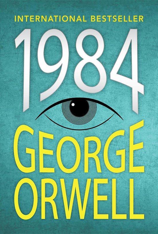 Omslag van 1984