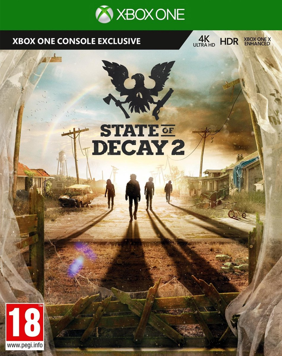 State of Decay 2 - Microsoft