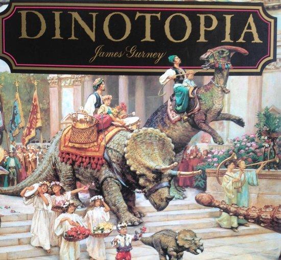 Dinotopia - James Harpur pdf epub