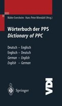 Worterbuch Der PPS, Dictionary of PPC