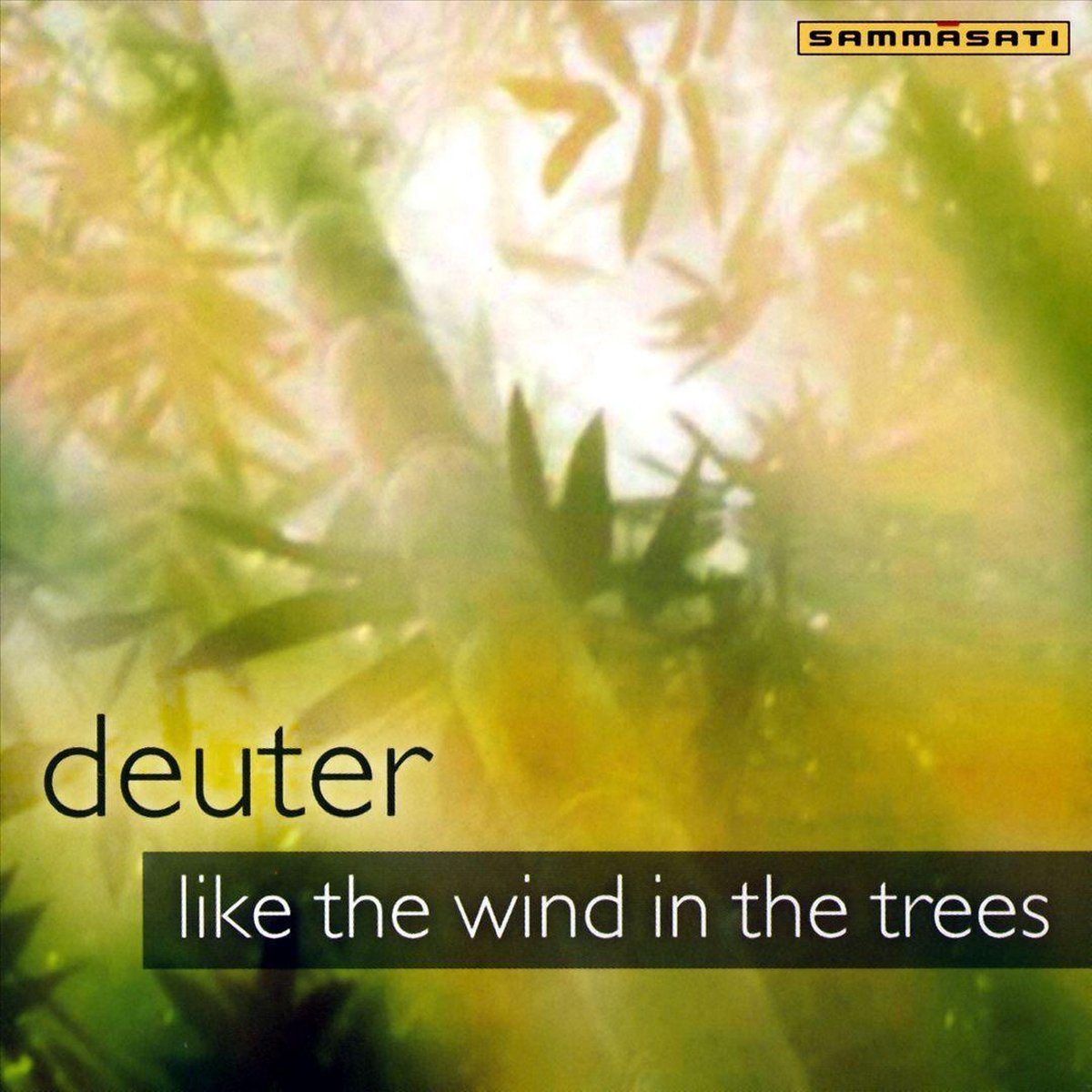 Like The Wind In The Trees - C.G. Deuter