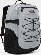 The North Face Borealis Classic Rugzak 29 liter - Mid Grey Heather/ TNF Black
