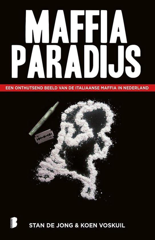 Boek cover Maffiaparadijs van Stan de Jong (Paperback)