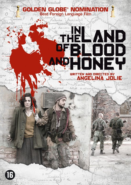 Cover van de film 'In The Land Of Blood And Honey'