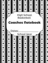 High School Basketball Coaches Notebook Dates