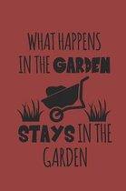 What Happens in the Garden Stays in the Garden
