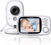 Babyfoon met camera | 3.2 inch babyphone | Veilige
