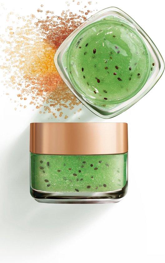 L'Oréal Paris Sugar Scrub Kiwi - Zuiverend