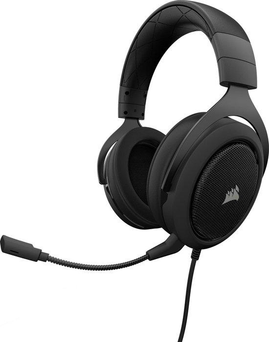 Corsair HS50 - Gaming Headset - Carbon Zwart - PC