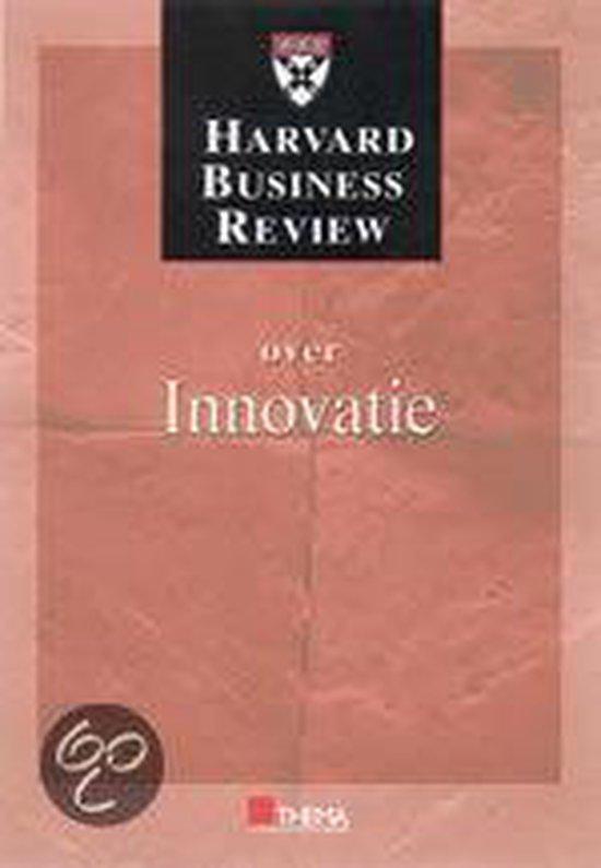 Cover van het boek 'Harvard business review innovatie'