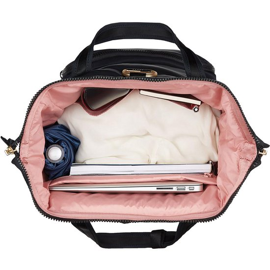 Pacsafe Citysafe CX Backpack-Anti diefstal Backpack-17 L-Zwart (Black) - Pacsafe