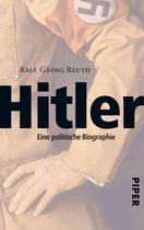 Boek cover Hitler van Ralf Georg Reuth