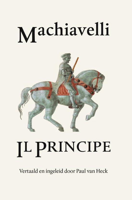 Boek cover Il Principe van Niccolò Machiavelli (Paperback)