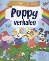 Afbeelding van het spelletje Kinderboeken Rebo Prentenboek - 5 Minutenverhaaltjes: Puppyverhalen