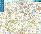 Arthuur fietsknooppuntenkaart Kop van Drenthe
