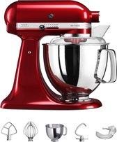 KitchenAid Artisan 5KSM150PSEER - Keukenmachine - Keizerrood