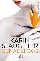 Omslag Genadeloos - Karin Slaughter