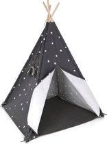 Tipi tent Bandits stars grey