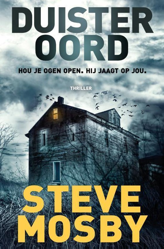Duister oord - Steve Mosby | Readingchampions.org.uk