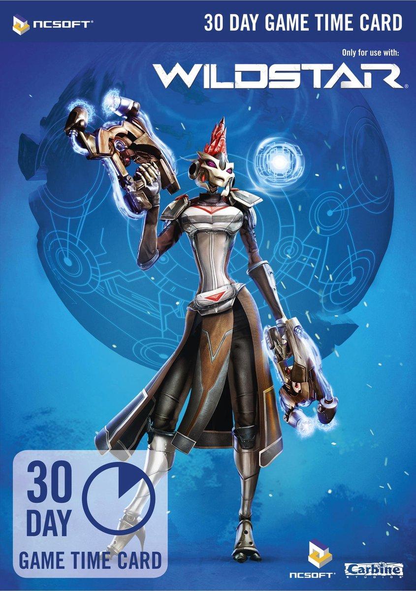 Wildstar, 30 Days Time Card