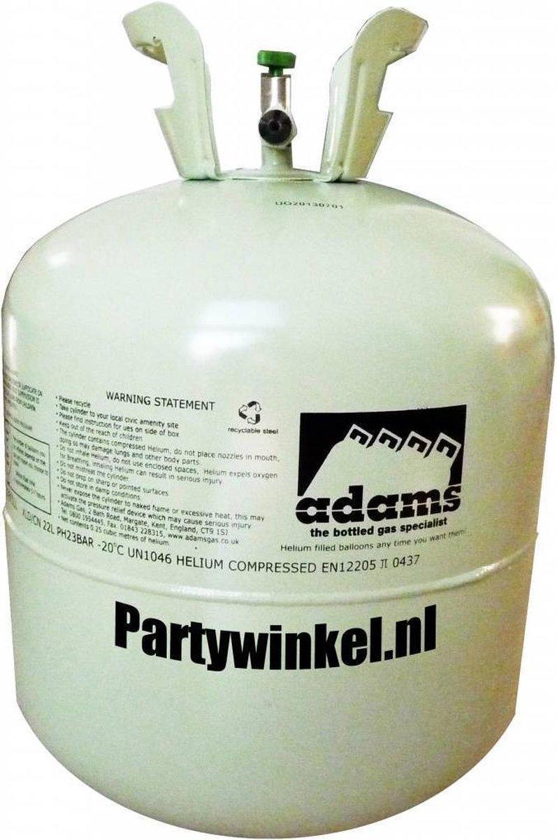 Helium Tank 50 Ballonnen - Partywinkel