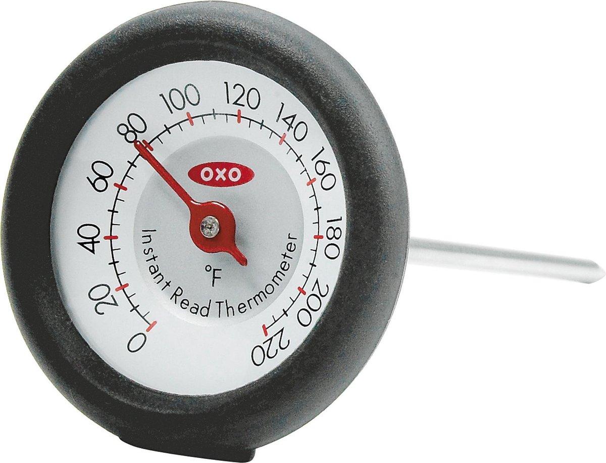 Vleesthermometer, rvs 16 cm - OXO Good Grips