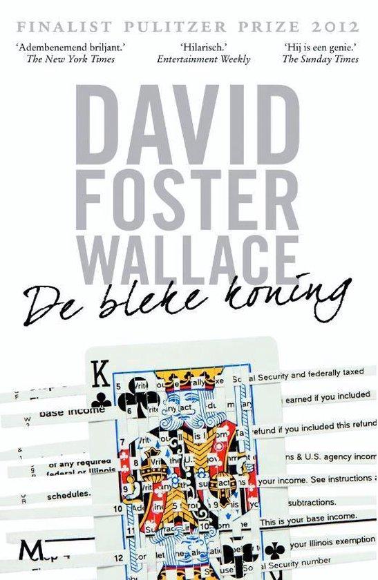 De bleke koning - David Foster Wallace |