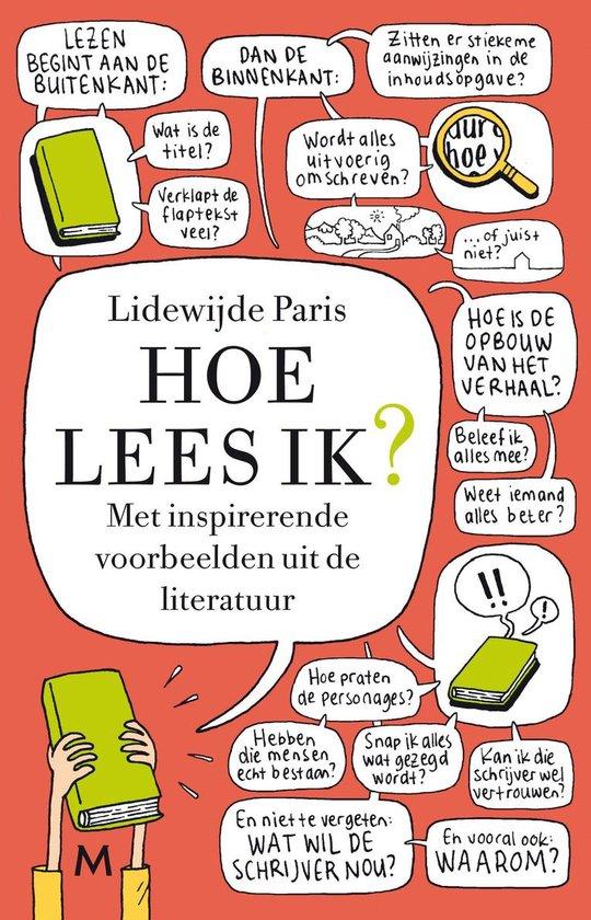 Hoe lees ik? - Lidewijde Paris |