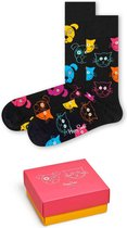 Happy Socks Cat VS Dog Giftbox - Maat 36-40