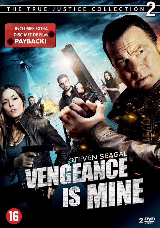 Cover van de film 'Vengeance Is Mine'