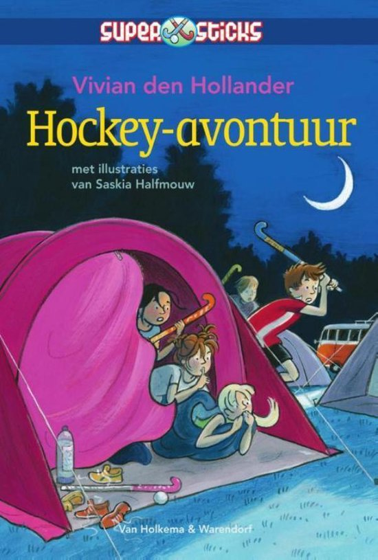 Hockey-avontuur - Vivian den Hollander pdf epub
