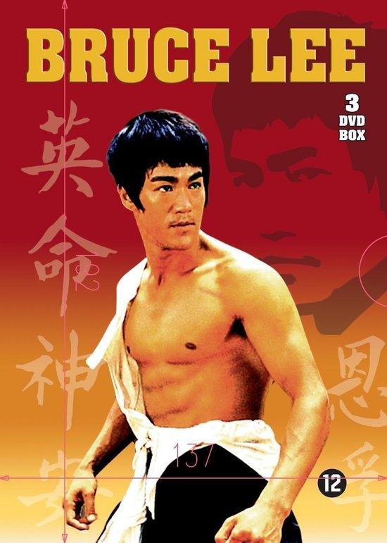 Cover van de film 'Bruce Lee Box'