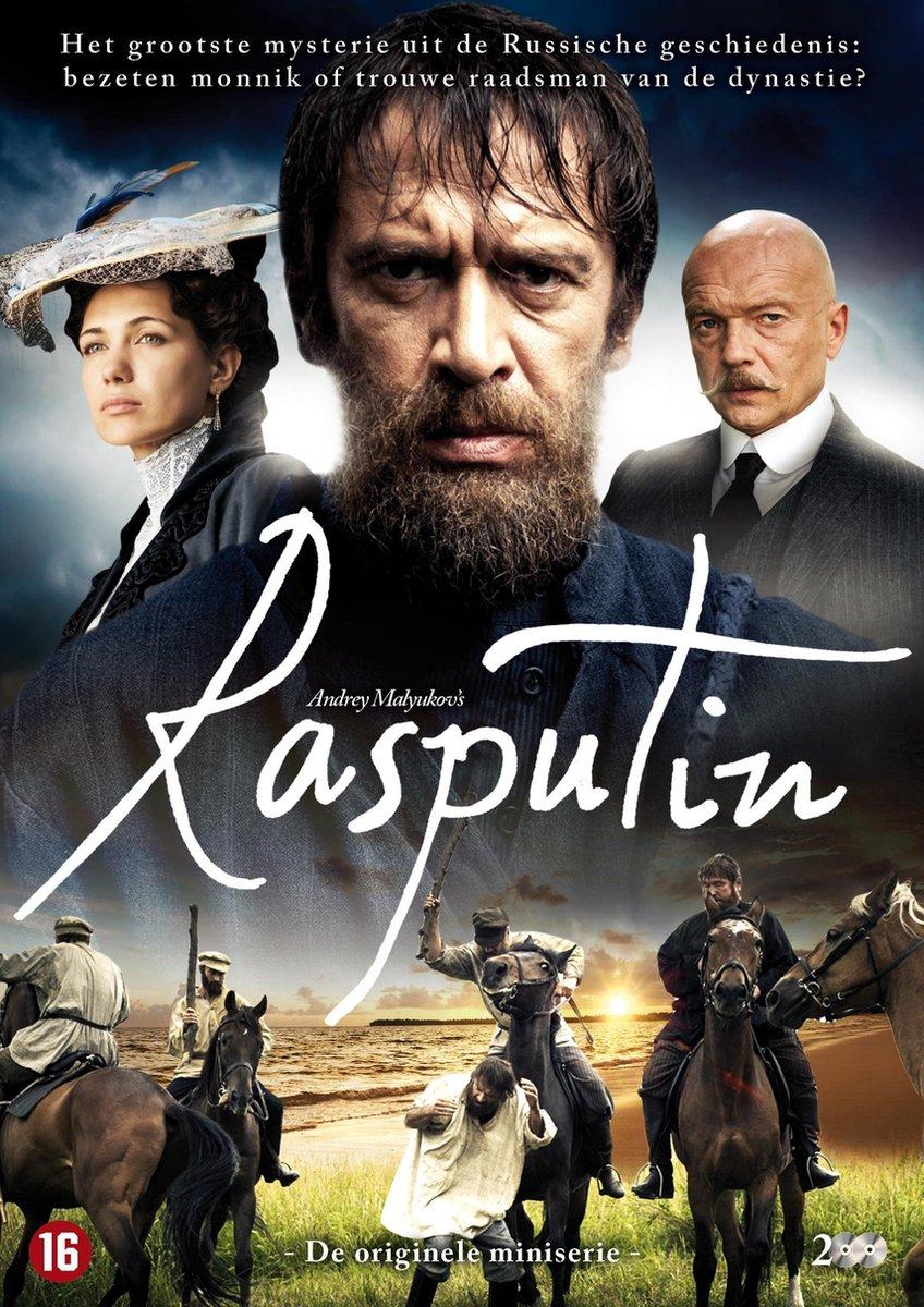 Rasputin - De Complete Serie - Dvd