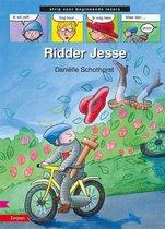 Strip voor beginnende lezer - Ridder Jesse