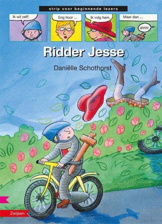 Strip voor beginnende lezer - Ridder Jesse - Danielle Schothorst |